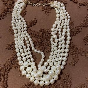 Two Sets Of Pearl Necklaces
